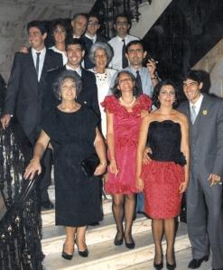 Boda de Angel Garrido Galvez. Casino de Alicante