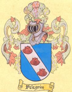 escudo principal pelegrin
