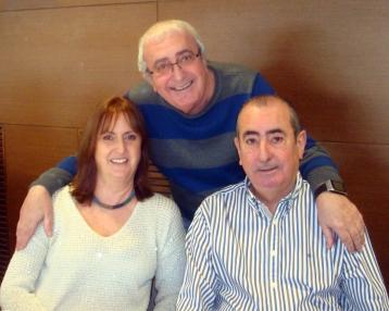 los 3 hermanos