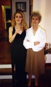 LUCIA Y MAMA EN SON ARMADANS