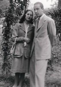 MAMA Y PAPA NOVIOS